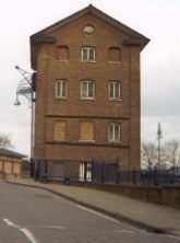 The old granary, Barking